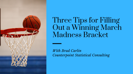 Brad Carlin March Madness